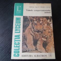 Tainele comportamentului animal – Mihail Cociu, Maria Cociu