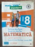 Matematica clasa a 8-a - Dorel Luchian, Adrian Zanoschi
