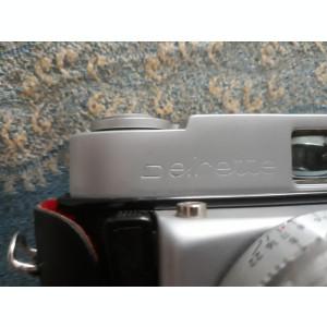Aparat foto Beiretta Meritar vintage+husa protectie