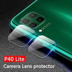 Folie sticla camere Full Cover pt Huawei P40 Lite , 9H