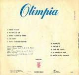 Disc Vinil - Olimpia* – Olimpia