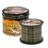 Fir crap camou cutie metalica 1000m Carp Expert (Diametru fir: 0.35 mm, Culoare fir: camou)