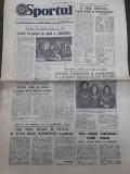 Ziar Sportul 16 martie 1979
