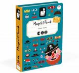 Carte magnetica - Fete nastrusnice baieti, 70 piese