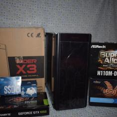 I3 8GB DDR4 SSD Sistem HIGH Gaming GTX 1050 fullhd