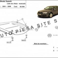 Scut metalic cutie manuala Skoda Superb fabricata in perioada 2001 - 2008 APS-00,004