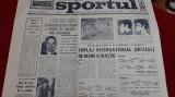 Ziar Sportul 1 10 1969