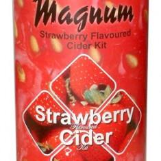 Magnum cidru de capsuni - kit pentru 23 de litri cidru delicios! Bere de casa, mai mult de 10 litri