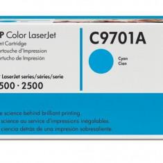 Toner C9701A cyan original HP C 9701A