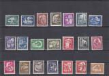 ROMANIA 1960  LP 498  UZUALE DOMENII  DE  ACTIVITATATE  ECONOMICA SERIE MNH, Nestampilat