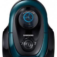 Aspirator fara sac Samsung VC07M21A0VN, 1.5 l, 700 W, Tub telescopic, Anti-tangle Cyclone (Verde)