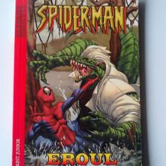 Spiderman, Eroul de fiecare zi - benzi desenate romana      (4+1)