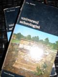 Universul Arheologiei Vol.1-2 - Guy Rachet ,549321