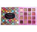 Paleta de farduri Febble Eyeshadow Palette 16 Colors