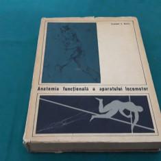 ANATOMIA FUNCȚIONALĂ A APARATULUI LOCOMOTOR*CU APLICAȚIE LA EDUCAȚIA FIZICĂ/1967