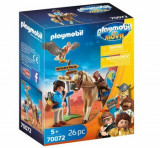 Playmobil Movie, Marla cu cal