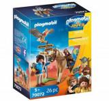 Playmobil Movie, Marla cu cal