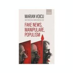Matrioska mincinosilor. Fake news, manipulare, populism - Marian Voicu