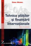 Cumpara ieftin Tehnica platilor si finantarii internationale