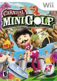 Wii joc Carnival Games MiniGolf Nintendo Wii, Wii mini,Wii U ca nou