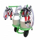 Aparat de muls vaci T230X2 Aluminiu PC, Green Line, 30 l - A18001500