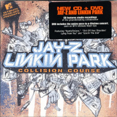 Linkin ParkJayZ Collision Course Explicit (cd+dvd)