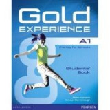 Gold Experience A1 Students' Book with DVD-ROM Pack - Rosemary Aravanis