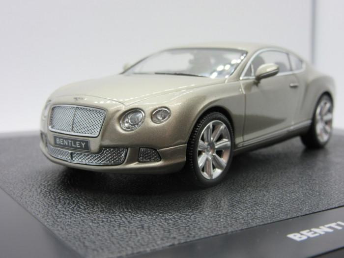 Macheta Bentley Continental GT Minichamps 1:43