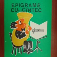 Epigrame... cu cintec-Victor Macarevici
