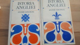 Istoria Angliei 1, 2- Andre Maurois