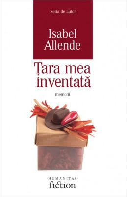 Isabel Allende - Tara mea inventata foto