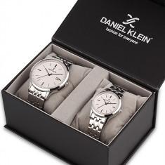 Set ceasuri pentru dama si barbati, Daniel Klein Pair, DK11789-5P