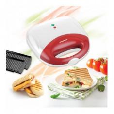 Sandwich maker heinnerr sm-700whr capacitate: 2 sandwich-uri placi grill putere: