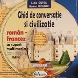 Ghid de conversatie si civilizatie roman-spaniol, cu suport multimedia | Juan Garcia Linares