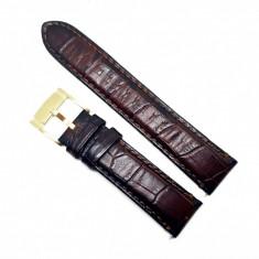 Curea de ceas FOSSIL din piele naturala pentru ceasul ME1127 - 22mm