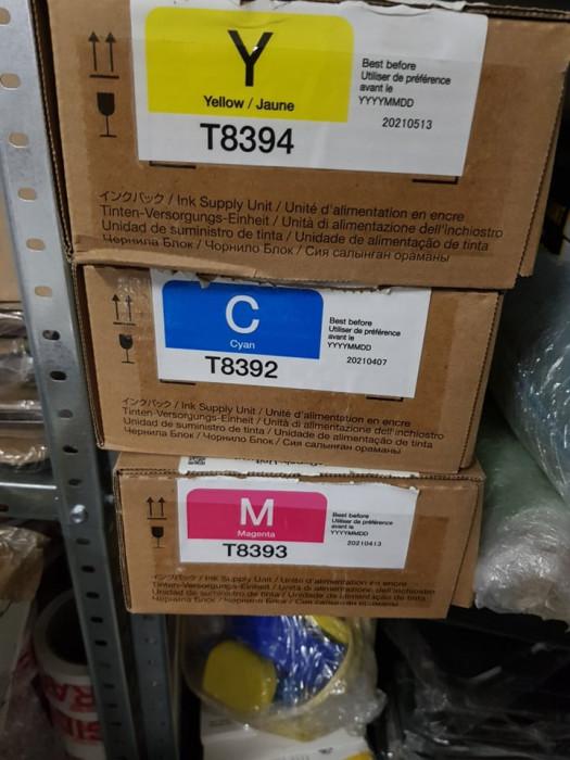 cartuse Cerneala EPSON T8392 XL CYAN,  T8383, T8384
