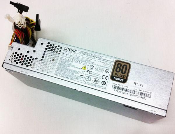 Sursa Liteon PS-5221-9 Mini-ITX. 24-pin MB. 2 x SATA 220W