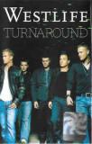 Casetă audio Westlife - Turnaround, Casete audio