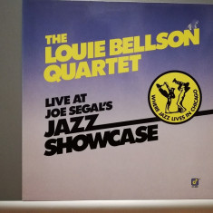 The Louie Bellson Quartet – Live At...(1988/Concord/RFG)- Vinil/Vinyl/Jazz (NM+)