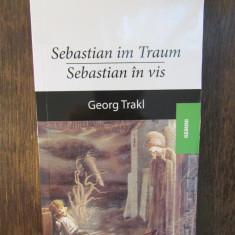 Georg Trakl - Sebastiam im Traum. Sebastian în vis