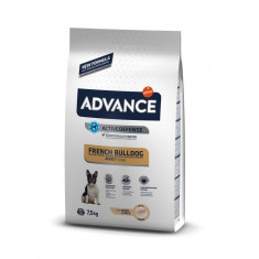 Advance Dog Bulldog Francez Adult, 7.5 Kg