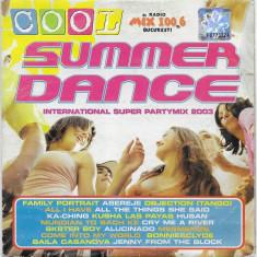 CD Cool Summer Dance, original