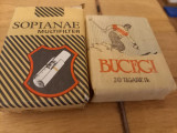 Tigari vintage, de colectie - Bucegi si Sopianae
