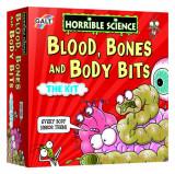 Horrible Science: Experimente cu corpul uman, Galt