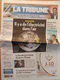 Cumpara ieftin La Tribune 1 octombrie 2011 / masini electrice - război Samsung Google Microsoft