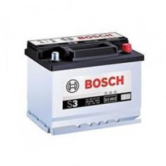 Baterie bosch S3 56ah, 40 - 60