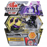 Figurina Bakugan S2 - Ultra Nillious cu echipament Baku-Gear Scorching Swords