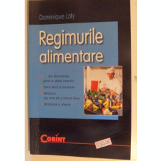 REGIMURILE ALIMENTARE de DOMINIQUE LATY , 2002