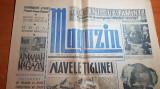 magazin 26 ianuarie 1963-articol tiglina,orasul galati si muntii cibinului