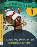 A fost odata ca niciodata clasa I. Auxiliarul meu pentru lectura. | Georgiana Gogoescu, Cartea Romaneasca educational